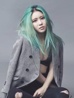 Suran (singer) South Korean singer