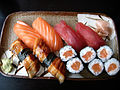 Sushi at E-Kagen in North Laine.jpg