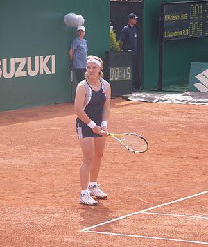 Svetlana Kuznetsova - Kuznetsova at Suzuki Warsaw Masters 2008