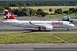Swiss, HB-JCJ, Airbus A220-300 (30338432388).jpg