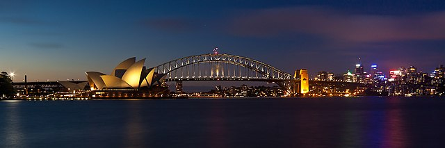 Sydney Harbour - Wikipedia