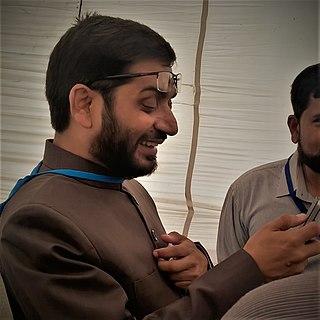 Syed Sadatullah Husaini Indian activist