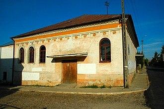 Krynki - Kaukaska Synagogue in Krynki