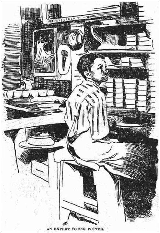 Syracuse-china 1895-1027 potter