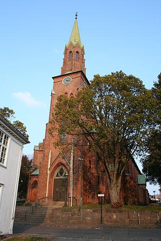 Tønsberg Cathedral - Image: Tønsberg domkirke