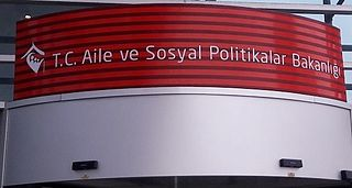 Ministry of Family and Social Policy (Turkey) ministry of the government of Turkey
