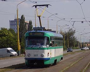T3 tram