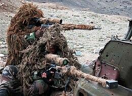 comment devenir sniper dans l'armee suisse