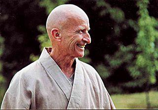 Taïkan Jyoji Zen monk