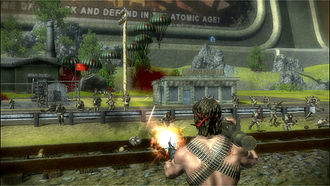 Xbox Live Arcade - Toy Soldiers: Cold War was part of the 2011 Summer of Arcade promotion.
