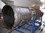 TSR2 jetpipe, RAF Museum, Cosford. (13700410314).jpg