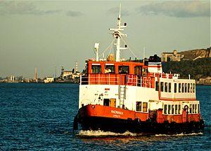 Cacilhas - Ferry