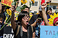 Taiwanese student movement supporters in Los Angeles 4.jpg