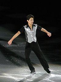 Takahiko Kozuka 2007 Cup of Russia.jpg