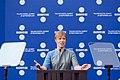 Tallinn Digital Summit opening address by Kersti Kaljulaid, President of the Republic of Estonia Kersti Kaljulaid (37340188946).jpg