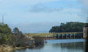 Lake Talquin - The Talquin Dam