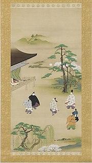 Japanese painter (1823-1864)
