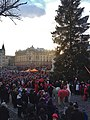 Tampere Central Square on 15th November 2015 Christmas Opening 1.jpg
