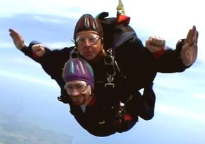 Tandem skydiving - Tandem Skydiving