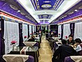 Tangzhu Ancient Route dining car.jpg