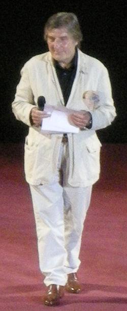Taormina film festival 2009, emmanuel ungaro.jpg