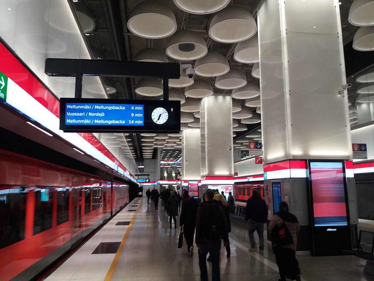 Metro Tapiola