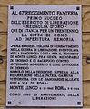 Targa commemorativa 67° Regg. Fanteria.jpg