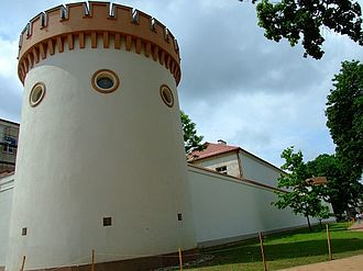 Tauragė - Tauragė Castle