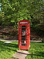 Telephone box, Brendon - geograph.org.uk - 1284864.jpg