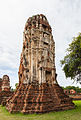 Templo Mahathat, Ayutthaya, Tailandia, 2013-08-23, DD 17.jpg