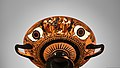 Terracotta kylix- eye-cup (drinking cup) MET DP273730.jpg