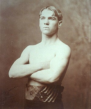 Terry McGovern (boxer) - Portrait of McGovern
