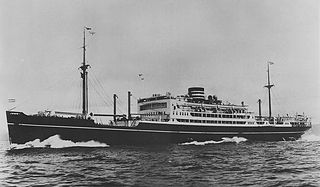 <i>Terukuni Maru</i>-class ocean liner