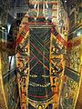 Terzo periodo intermedio, XXI dinastia, sarcofago e copertura di mummia del sacerdote di amon Ched(sou)khonsou, 970-45 ac ca, da tebe 02.JPG