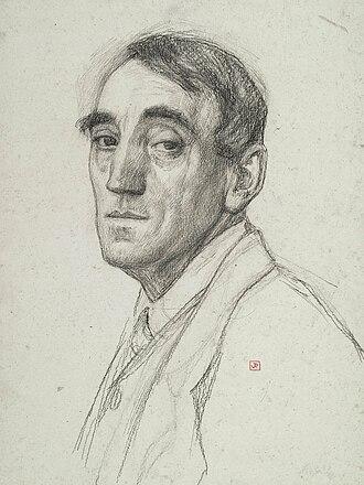 Théo van Rysselberghe - Self-portrait, 1916