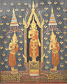 Thai - Buddha and Two Disciples - Walters 2010124.jpg