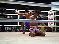 Thai Boxing at Ratchadamnoen Boxing Stadium - preparation.jpg