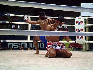 Thai Boxing at Ratchadamnoen Boxing Stadium