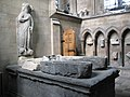 """The """"Brus"""" tomb in St Hilda's - geograph.org.uk - 979781.jpg"""