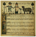 The Baby's Opera A book of old Rhymes and The Music by the Earliest Masters Book Cover 32.png