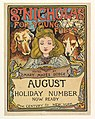The Century- Holiday Number- St. Nicholas for Young Folks, August MET DP824530.jpg