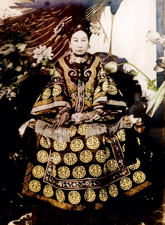 The Ci-Xi Imperial Dowager Empress (5)