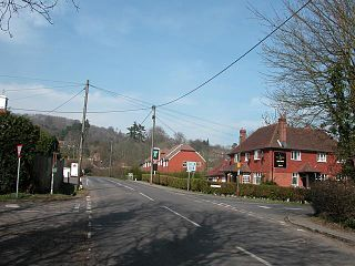 Steep, Hampshire Human settlement in England