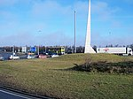 The Dublin Airport Roundabout - geograph.org.uk - 1752447.jpg