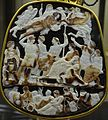 The Great Cameo of France, a five-layered sardonyx cameo divided into three level and depicting members of the Julio-Claudian dynasty, circa 23 AD, Cabinet des Médailles, Paris (21784229488).jpg
