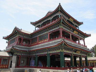 summer palace - wikipedia