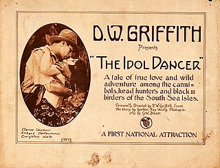 <i>The Idol Dancer</i> 1920 film by D. W. Griffith