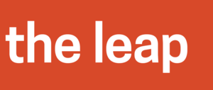 Leap Manifesto - Image: The Leap logo 2