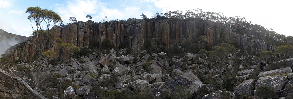 The Lost World - Mt Arthur