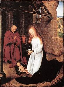 The Nativity by Hans Memling.jpg